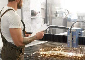 Obróbka metali za pomocą CNC